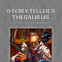 storytellers thesaurus